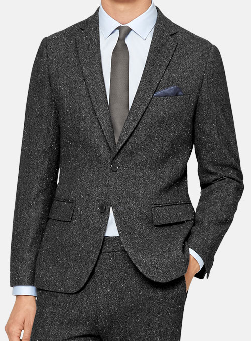 Donegal Tweed Jacket - Click Image to Close