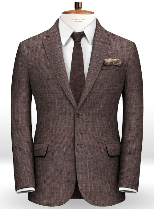 Italian Wool Cotton Thor Suit - Click Image to Close