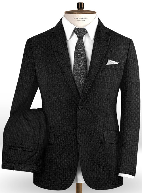 Italian Wool Ferie Suit - Click Image to Close