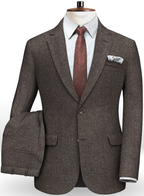 Italian Wool Forzo Suit - Click Image to Close