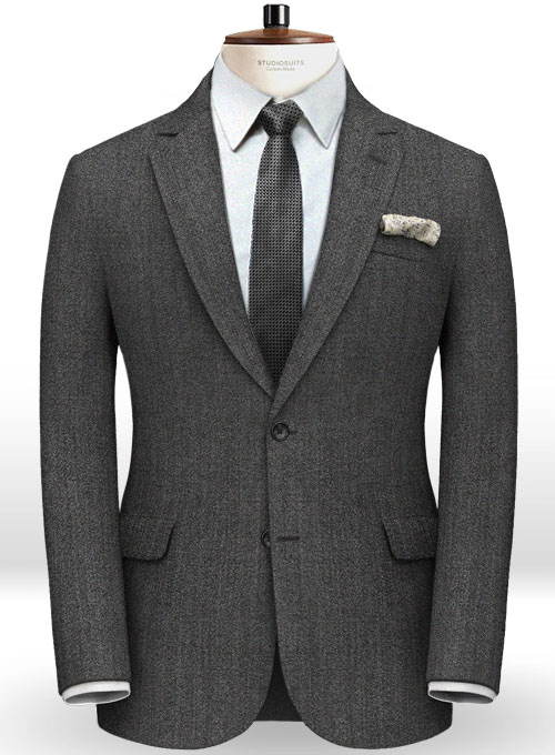 Italian Wool Lecca Suit - Click Image to Close