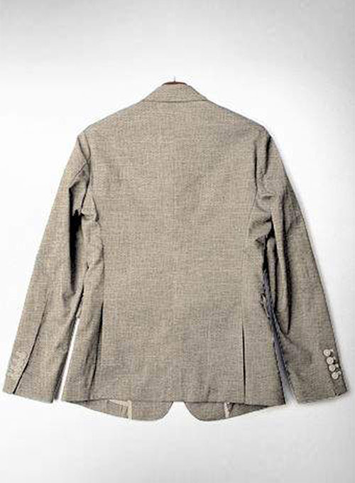 Linen Jacket - Un Lined - 6 Colors