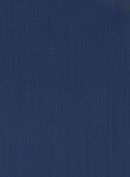 Napolean Persian Blue Wool Suit Studiosuits Made To