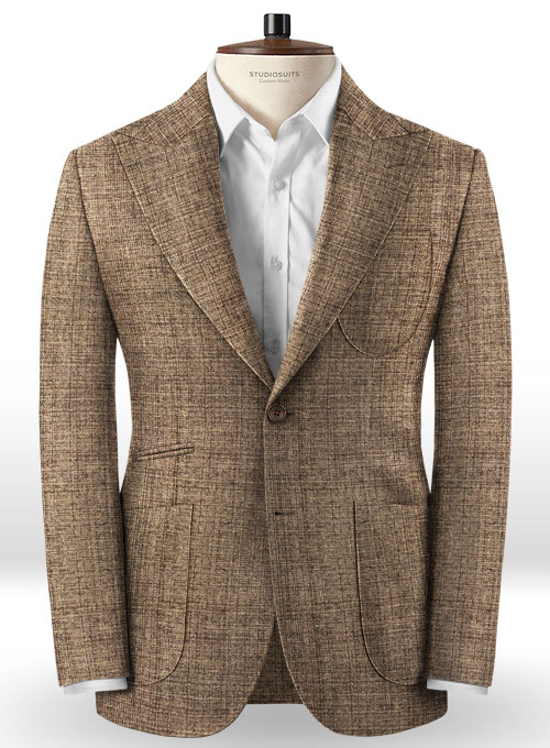 Pablo Style Tweed Jacket - Click Image to Close