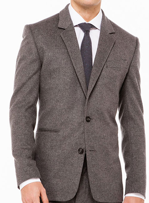 Reda Flannel Wool Jacket - Click Image to Close