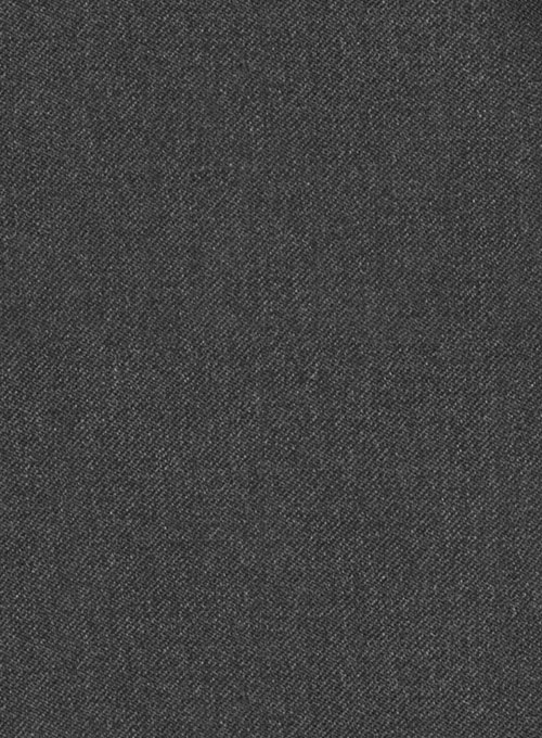Reda Worsted Dark Gray Pure Wool Suit - Click Image to Close