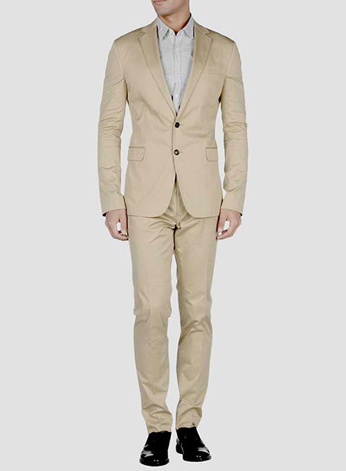 f517dab844e4 Stretch Light Weight Cotton Suits   StudioSuits  Made To Measure ...