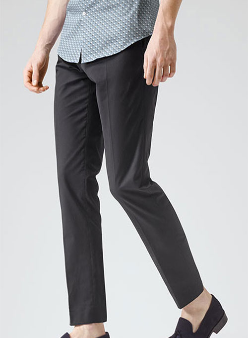 Yarn Dyed Chino Tailored Pants Studiosuits Made To