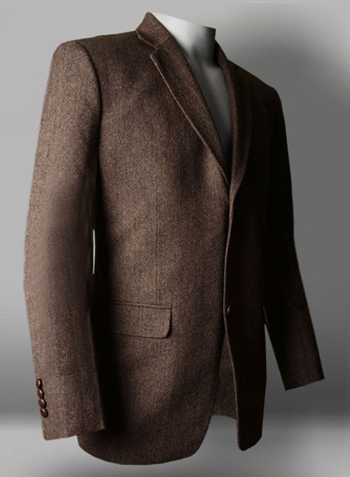 Suit Jacket In Brown Herringbone My Style Pinterest Herringbone
