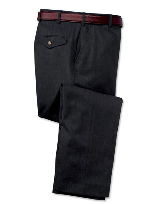 Worsted Wool Pants